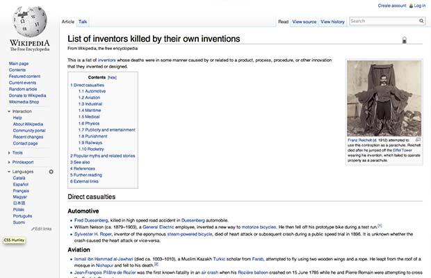 wikipedia-download-40gb-inventors-killed-inventions